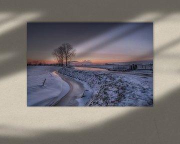Winterwonderland van Moetwil en van Dijk - Fotografie