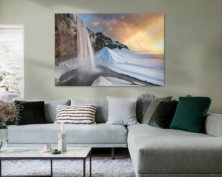 Impression: Seljalandsfoss sur Tilo Grellmann | Photography