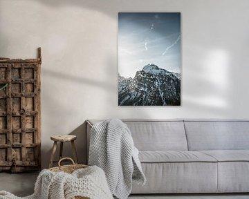 Achensee | Winter in de Alpen van Nanda van der Eijk