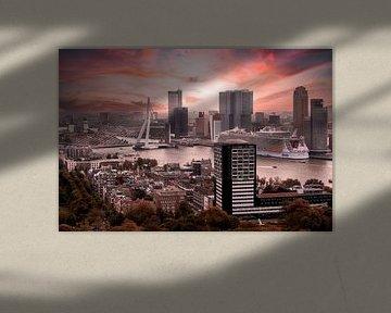 Le ciel de Rotterdam