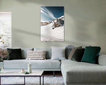 Untersberg | Winter in de Alpen van Nanda van der Eijk