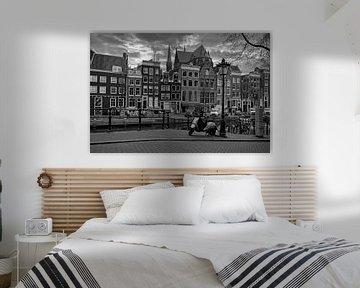 Herengracht in Amsterdam van Foto Amsterdam / Peter Bartelings