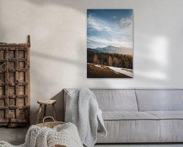 Tegernsee   Winter in de Alpen