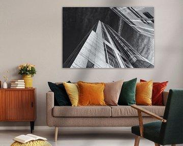 Architektur Rotterdam von Jean Arntz
