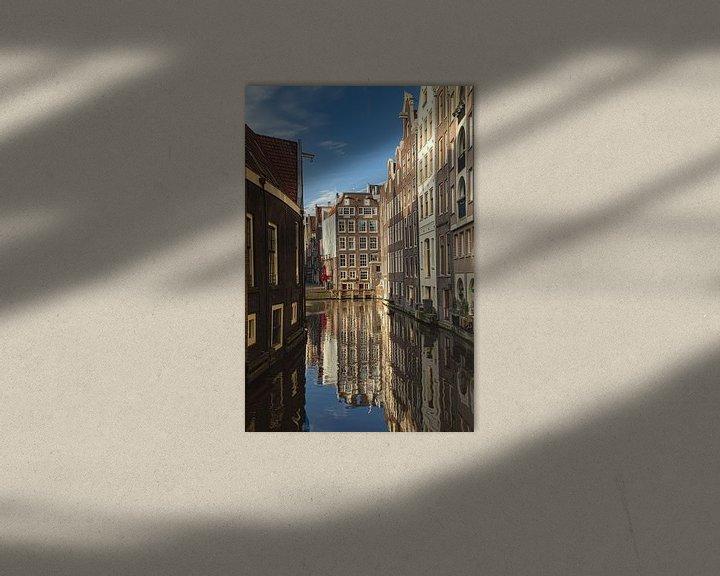 Sfeerimpressie: De wallen Amsterdam van Bart Hagebols