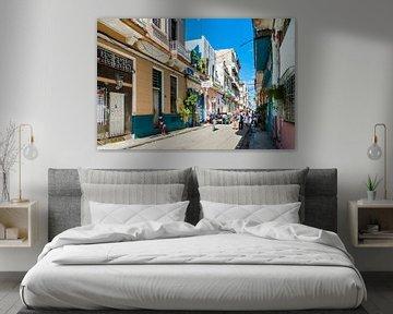 Kleurrijk Havana, colorful 1 van Corrine Ponsen
