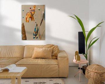 Traumfänger 'Der grüne Mann von 2BHAPPY4EVER.com photography & digital art