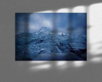 Kruiendijs 5 van peterheinspictures