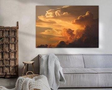 Wolkenvuur van Sven Wildschut