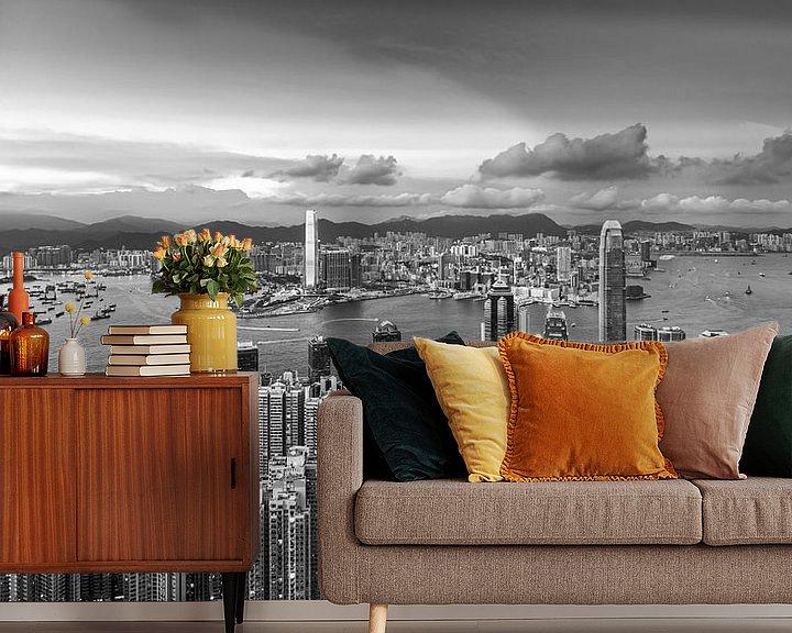 Beispiel fototapete: HONG KONG 40 von Tom Uhlenberg