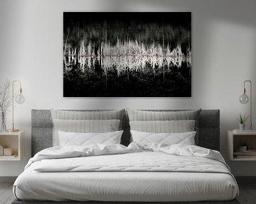 Verstaanbaar   Abstract landschap