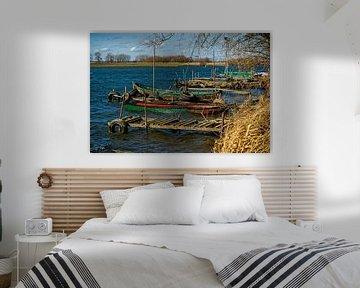 Oude roeibotenhaven van PhotoCord Fotografie