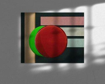 Constructivisme schilderij nummer 10
