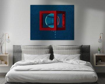Constructivisme schilderij nummer 2