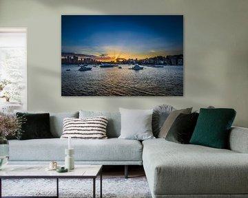 Coucher de soleil à Sydney - Skyline