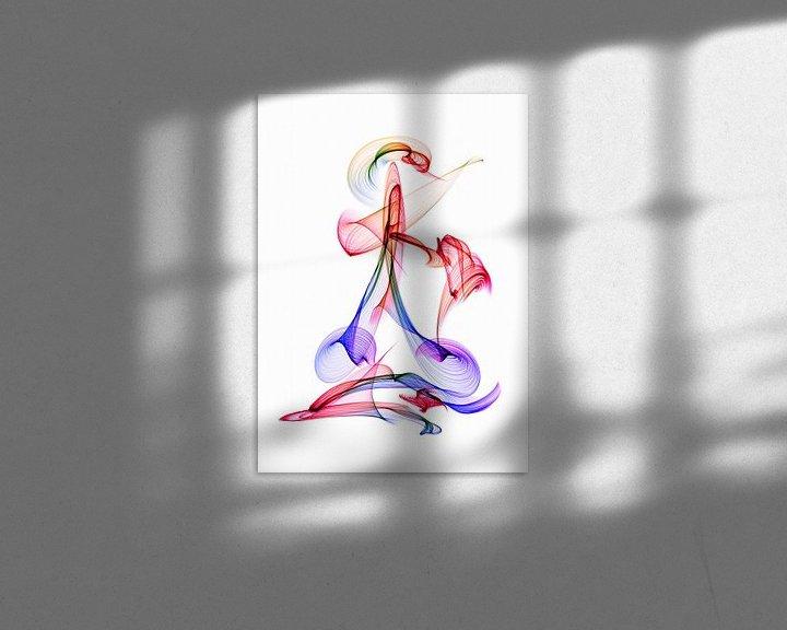 Sfeerimpressie: Der Akrobat van Dagmar Marina