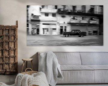 Oldsmobile in Havana von Paul Pijpers