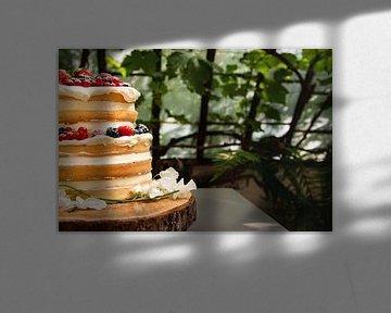 Wedding cake.... van Lindsey Post