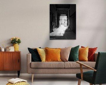 Venetie (Italie) van Dick Carlier