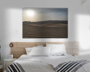 Huacachina woestijn in Peru van Bart Poelaert