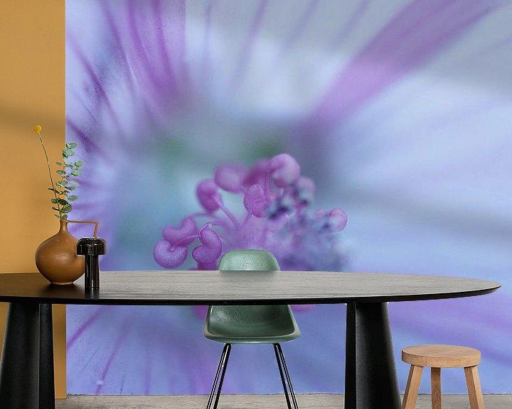 Beispiel fototapete: Wilde Blume von Astrid Brouwers