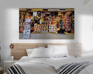 Souvenir winkel Volendam van Digital Art Nederland