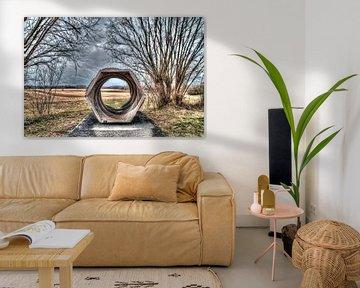 Helixagon Wommersom Linter von Joel Houbrigts