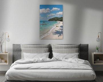 Silver Beach Thailand van Bernd Hartner