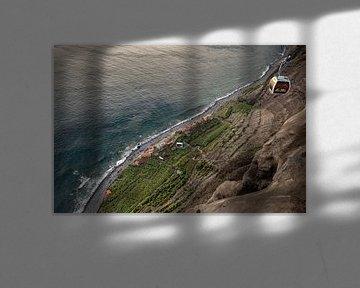 Fajã dos Padres, afgelegen plek op het eiland Madeira van Melissa Peltenburg