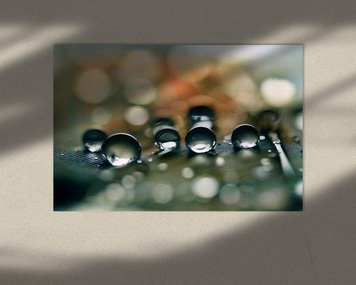 Sfeerimpressie: Droplet Mysterie van Carla Mesken-Dijkhoff