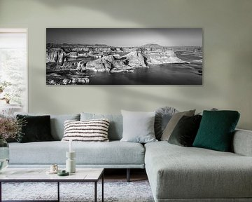Alstrom Point en noir et blanc sur Henk Meijer Photography