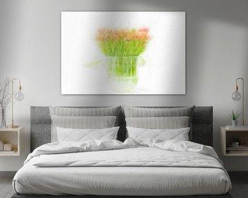 Een boeketje tulpen - 2 van Danny Budts