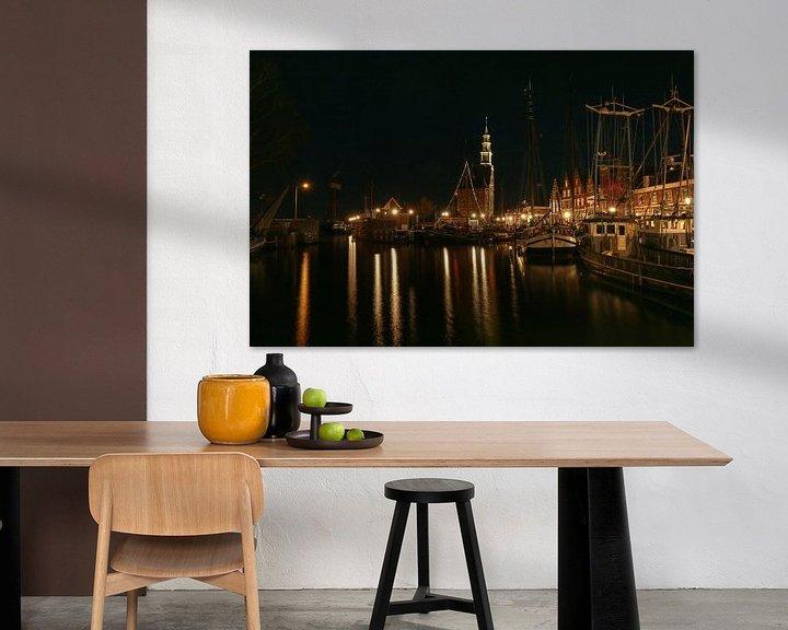 Impression: Port de Hoorn sur FotoBob