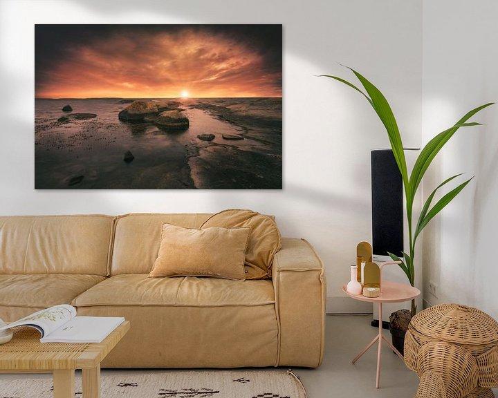Beispiel: Sonneruntergang in Blekinge von Skyze Photography by André Stein