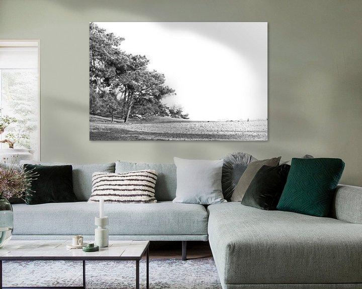 Beispiel: Loonse und Drunense Dünen von Dion de Bakker