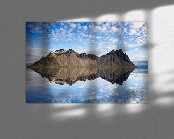 Cap Stokknes, Vestrahorn en Islande sur Dieter Meyrl