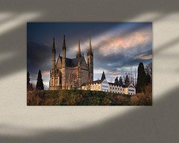 Apollinaris kerk Remagen van JWB Fotografie