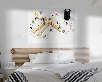 Gullivers von Sandra Perquin