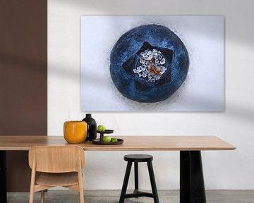 Sweet blueberry van Gerrit Anema