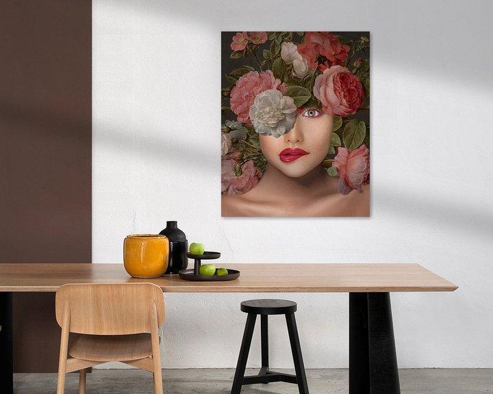Beispiel: Fleur von Mirjam Duizendstra