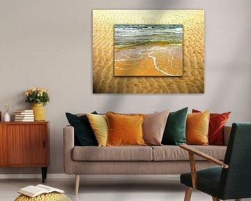 Strand-Tide von Dirk H. Wendt