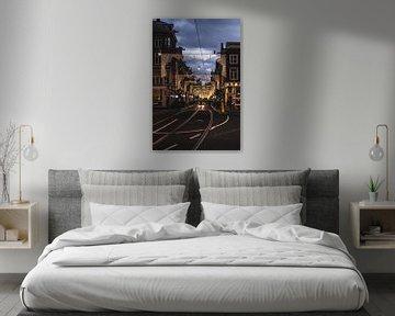 Amsterdam Herengracht van thomas van der Wijngaard