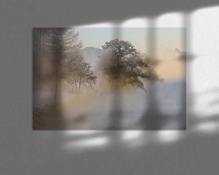 Sfeerimpressie: 17 graden onder nul van Bernhard Kaiser