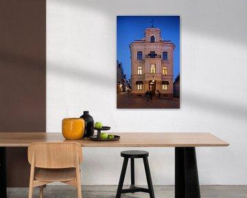 Cafe, Altstadt, Tallinn, Estland von Torsten Krüger