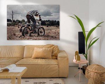 Motocross von Bas Duijs