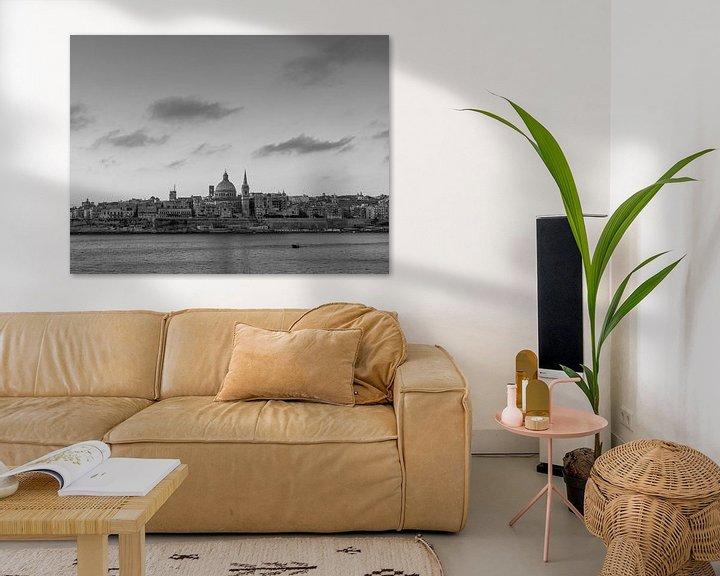 Beispiel: MALTA 16 - Valletta von Tom Uhlenberg