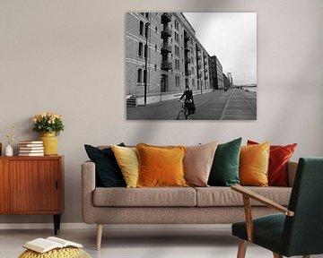 Girl on a bike van Lynlabiephotography