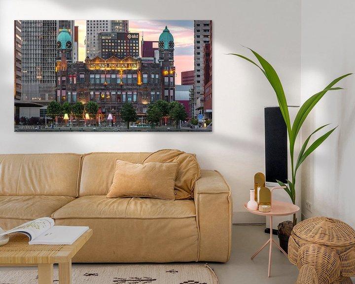Sfeerimpressie: Hotel New York van Prachtig Rotterdam