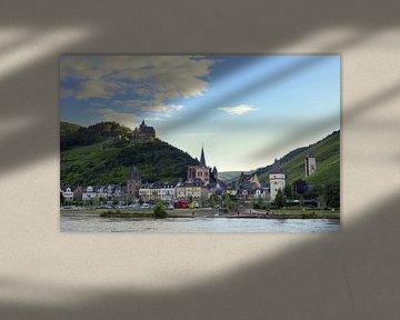 Bacharach am Rhein van bernd hiep