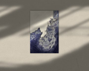 Zusammenfassung - Wettergeschichten - Von den Giganten ergriffen von Schildersatelier van der Ven